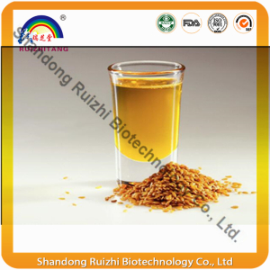 High Purity Bulk Sale Natural Flax Seed Extract Linseed Oil Flaxseed Oil