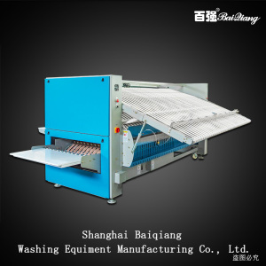 Hot Sale Fully-Automatic Industrial Laundry Sheets Folding Machine