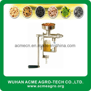 Factory Stock Supply Sesame Peanut and Nuts Seed Mini Manual Oil Press