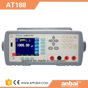 Digital Multimeter with TFT True Color LCD Display (AT188)