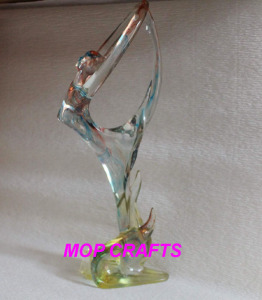 Clear Polyresin, Clear Resin Model Style Crafts