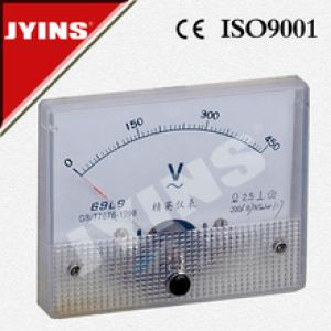CE 80*65mm Analog Panel Meter (JY-69L9)