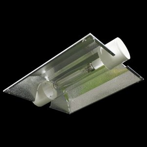 8 Inch Air Cooled Glass Flexible Grow Light Reflector