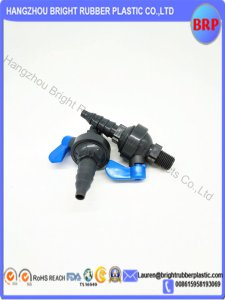 Plastic Nozzle with Swtich Customized with High Precision