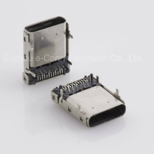 High Speed USB Type C 3.1/3.0 Connector Universal Serial Bus (USB) Shielded I/O Cable Assembly
