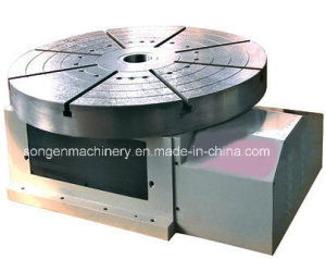 Diameter 520-2500mm Nc Controlled Horizontal Rotary Tables