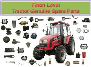 Tractor Spare Parts of Foton Lovol
