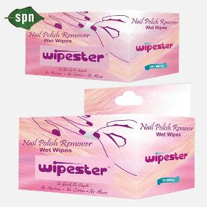 Multi-Purpose Nail Polish Lint Free Remover Cleaning Wet Wipes