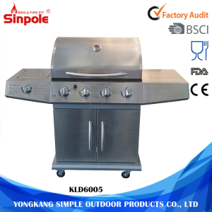 The Best LPG Gas Barbecue Heavy Duty BBQ Grill