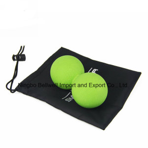 Double Rubber Massage Ball Fitness Yoga Exercise Ball