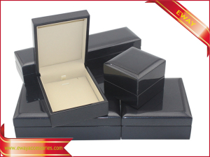 Luxury Jewelry Packing Box Fashion Wooden Box