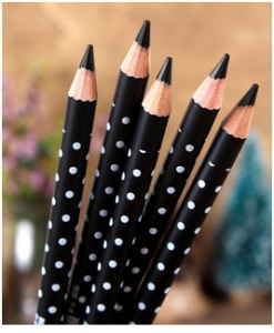 Black Waterproof Eyebrow Pencil, Promotional Eyeliner