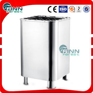 Traditional Dry Sauna Stainless Steel 12kw Electric Sauna Heater