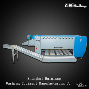 CE Approved Industrial Laundry Folder Towels Folding Machine