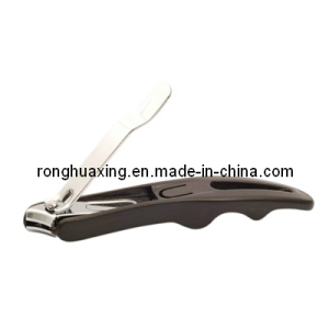 W-313bs FDA Certificated Side Nail Clipper with Plastic Holder