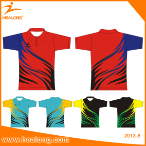 Healong Customized and Personalized Sublimation Polo Shirt