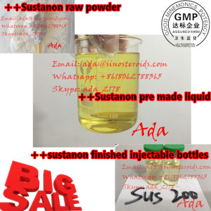 Customized Lab Brew Finished Injection Oils Testosterone Sustanon 250mg 400mg