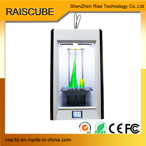 2017 Rasicube New Version Manufacture Rapid Prototype Fdm 3D Printer Machine
