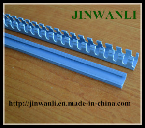 Electrical Plastic Open Slot Wiring Duct
