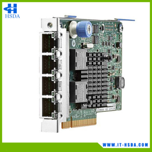 665240-B21 1GB 4-Port 366flr Network Card for HP