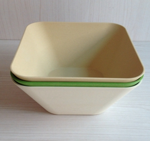 Biodegradable Bamboo Fiber Salad Bowl (BC-SB1001)