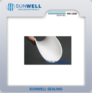 High Quality Expanded PTFE Sheet of Sunwell
