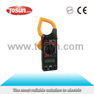 Digital AC DC Current Clamp Meter Multimeter