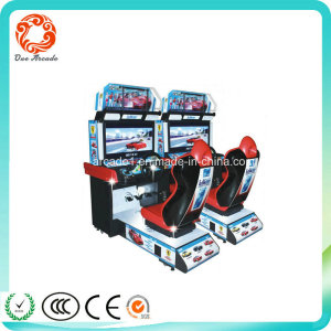 Coin Operated Video Game Car Racing Dirving Game Machine