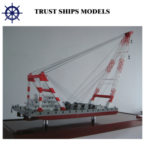High Quality. Engineering Ship Model for Sale