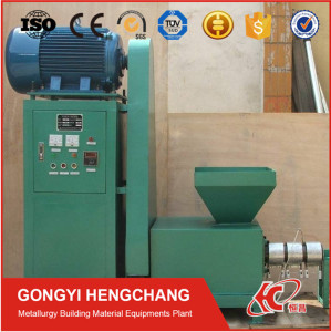 Wood Saw Dust Charcoal BBQ Briquette Making Machine