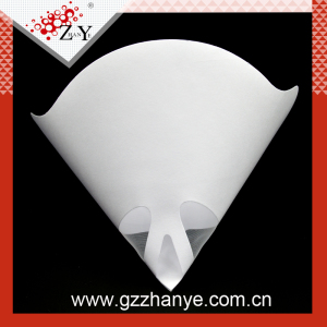 Paper Cone Paint Strainer for Oil