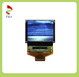 1.8 Inch Color OLED Display with Resolution 160X128