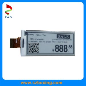 2.9 Inch E-Ink Display, EPD, 128*296 Pixels, MCU Interface