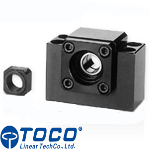 Rolled Thread Manufacturing Process Ball Screw Support Unit