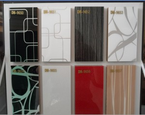 Glossy Acrylic Panel for Cabinet (DETEME)