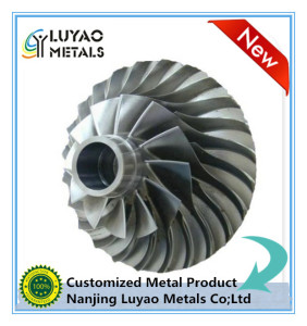 Sand Casting/Investment Casting with Aluminum
