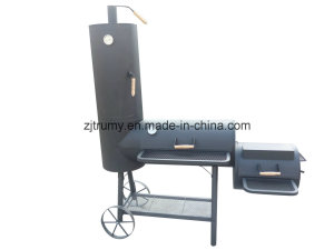 Vertical BBQ Smoker Grill