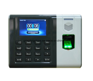 Nice-Designed Biometric Fingerprint Time Attendance Scanner with WiFi (GT-100/WiFi)