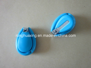 CE Certificated Baby Nail Clipper with Catcher N-0779s