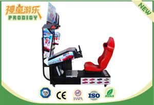Coin Operated Amusement Park Video Game Shooting Game Machine