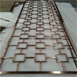 Stainless Steel Home Decorative Metal Floding Screen