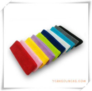 Promotion Gift for Striped Cotton Wristband (TD-S)