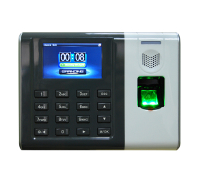 Biometric Access Control Fingerprint Attendance Management System with Web Server 110 / 220V (GT-100