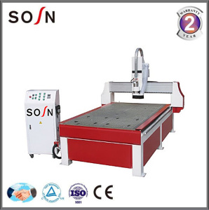 Bigger Size Vacuum Table Woodworking Machine CNC Router SD-1325c