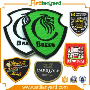 Custom Design Logo Embroidery Patch