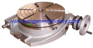Rotary Table, Mechanical/ Hand Driven (RT320M/H, RT400M/H)