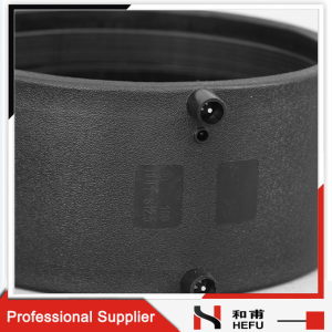 Professional Suppliers PE Fittings Large Diameter Siphonic Pipe Ef Coupling