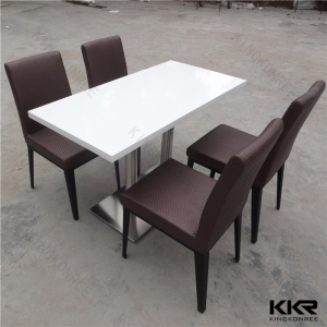 Fast Food Restaurant Equipment Restaurant Stone Table