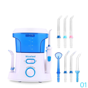 Countertop Oral Irrigator Dental Flosser