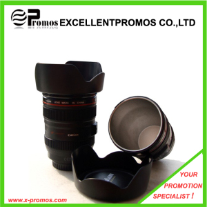 Most Welcomed Top Quality Camera Travel Coffee Mug (EP-C7331)